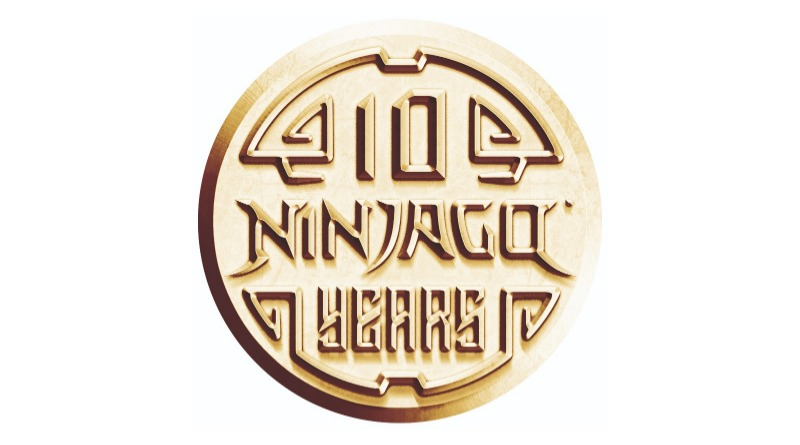 10 Years Of Ninjago Featured