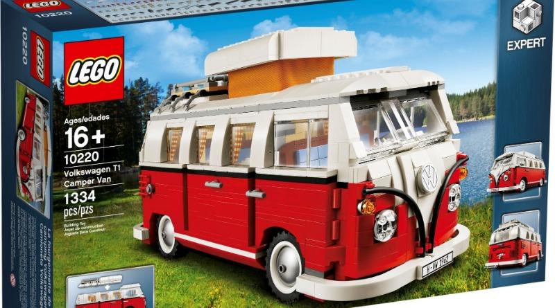10220 Volkswagen T1 Camper Van Featured