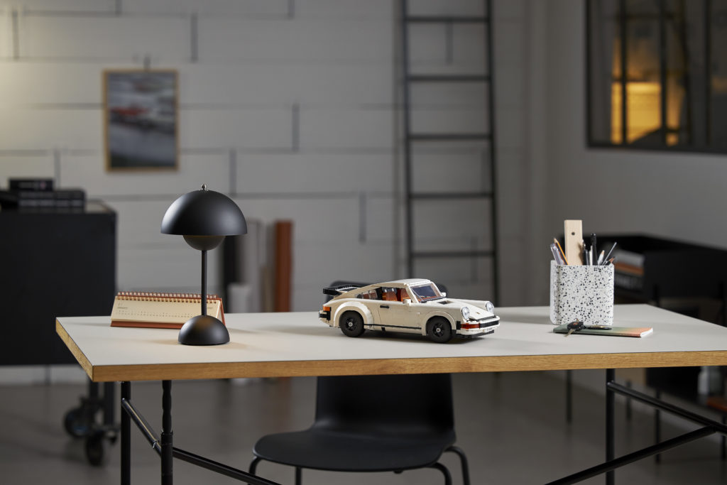 10295 Porsche 911 Turbo And 911 Targa 5