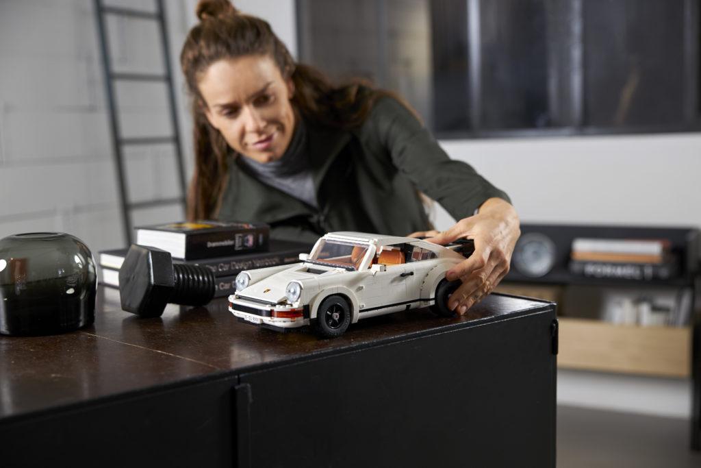 10295 Porsche 911 Turbo and 911 Targa 8