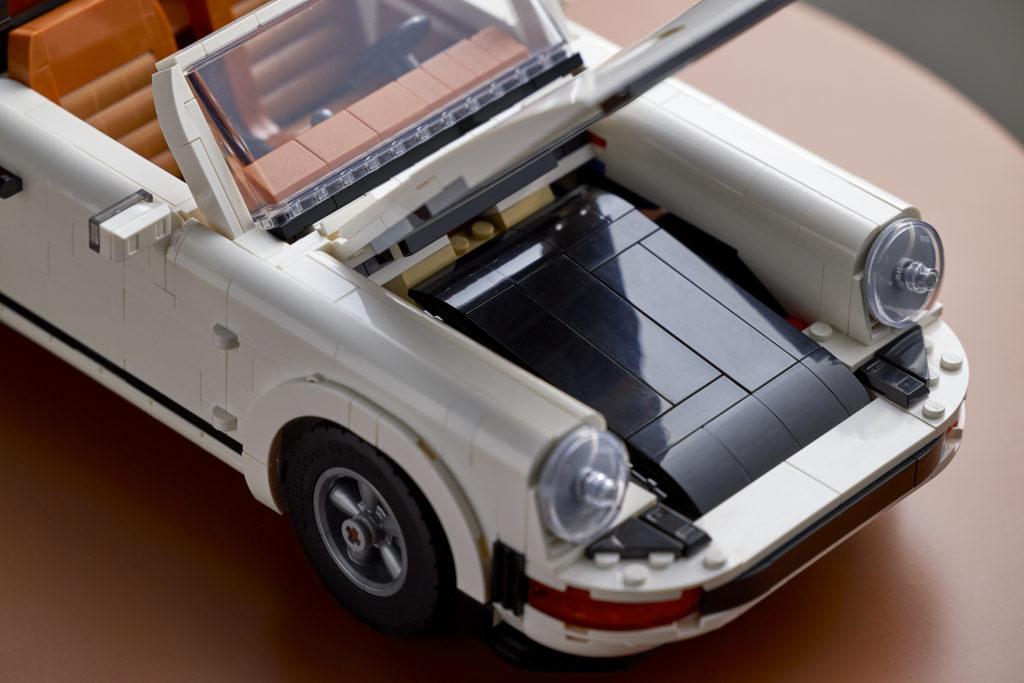 10295 Porsche 911 Turbo And 911 Targa 9