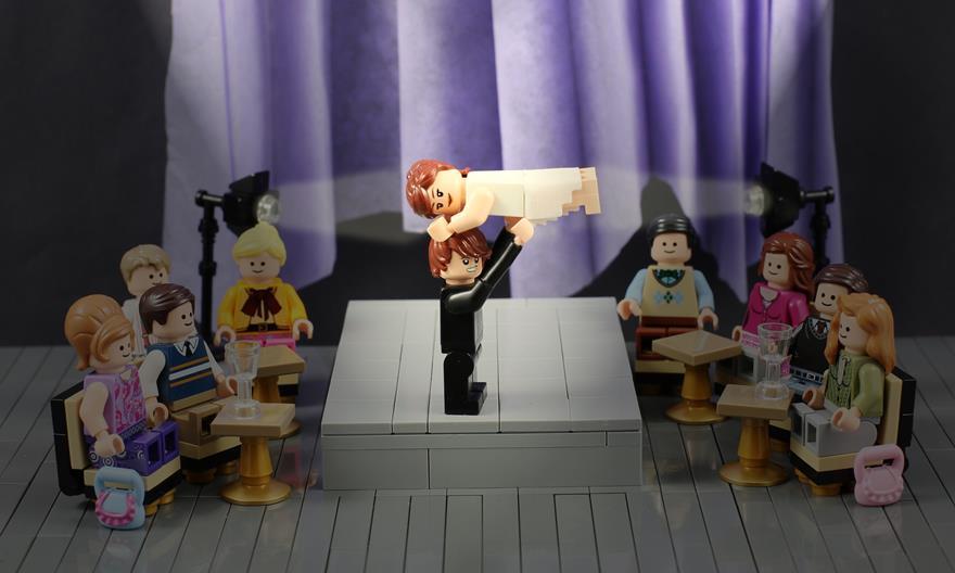 LEGO Dirty DancingMain