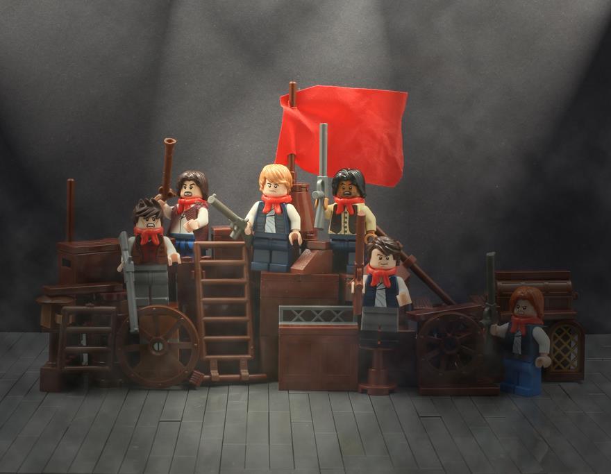 LEGO Les Miserables1
