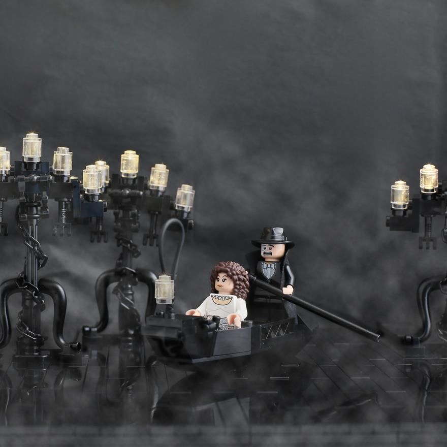 LEGO PHANTOM OPERA 3