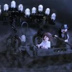 LEGO Phantom Close Up