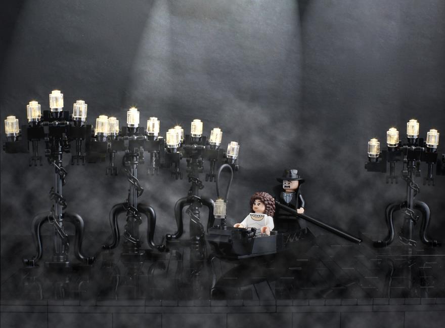 LEGO Phantom Opera 1