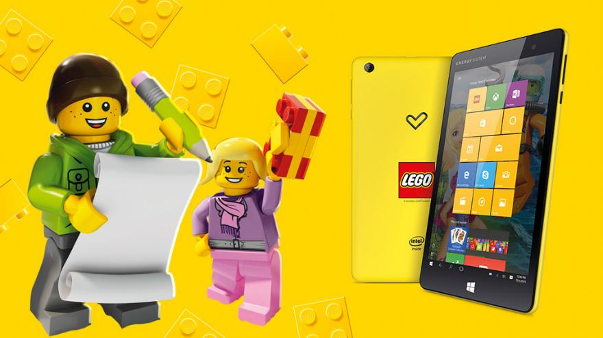 Introworks Tablet Lego Carrefour