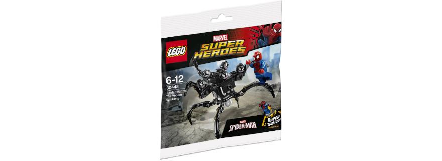 Spider Man Poly