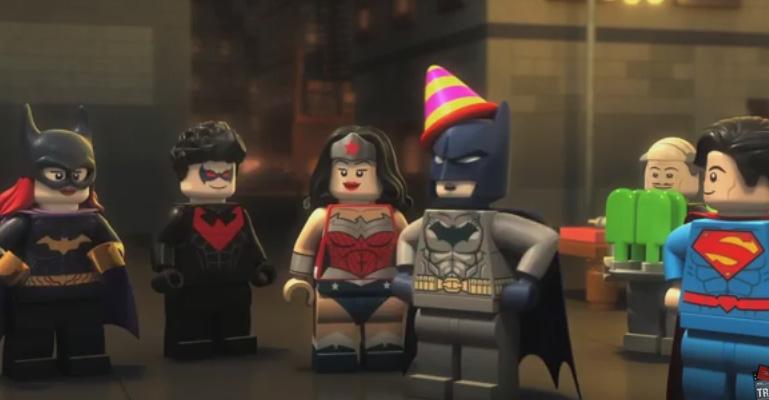 Justice League Gotham City Breakout Announce Trailer Feature