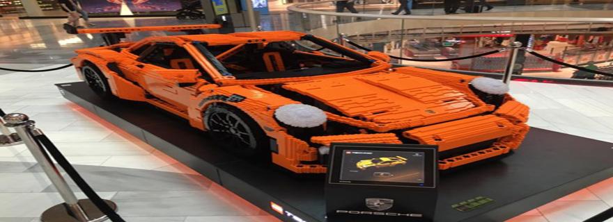 Porsche 911 GT3 RS Lego Car 11 E1465416812549 1
