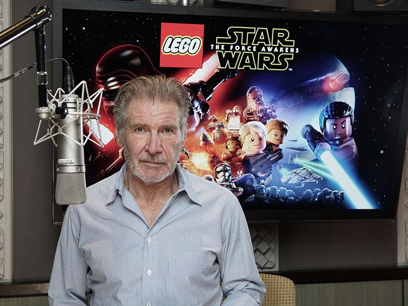Harrison Ford 0 800