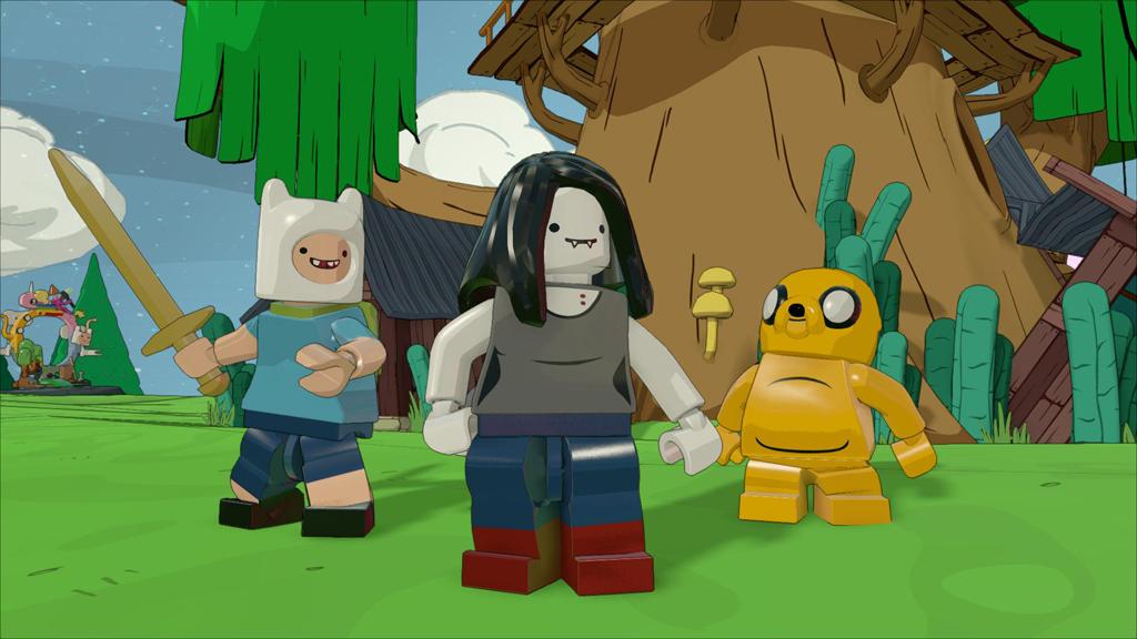 Adventure Time Marceline Jake   Finn Bmp Jpgcopy