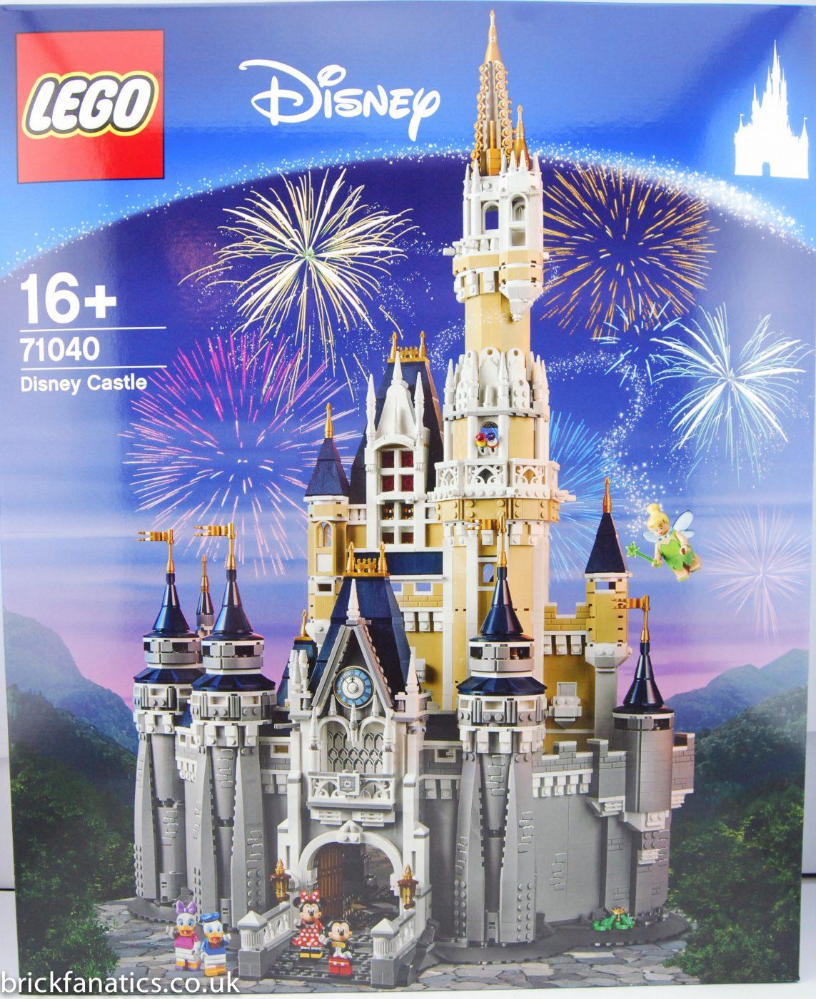 Cinderella Castle 1