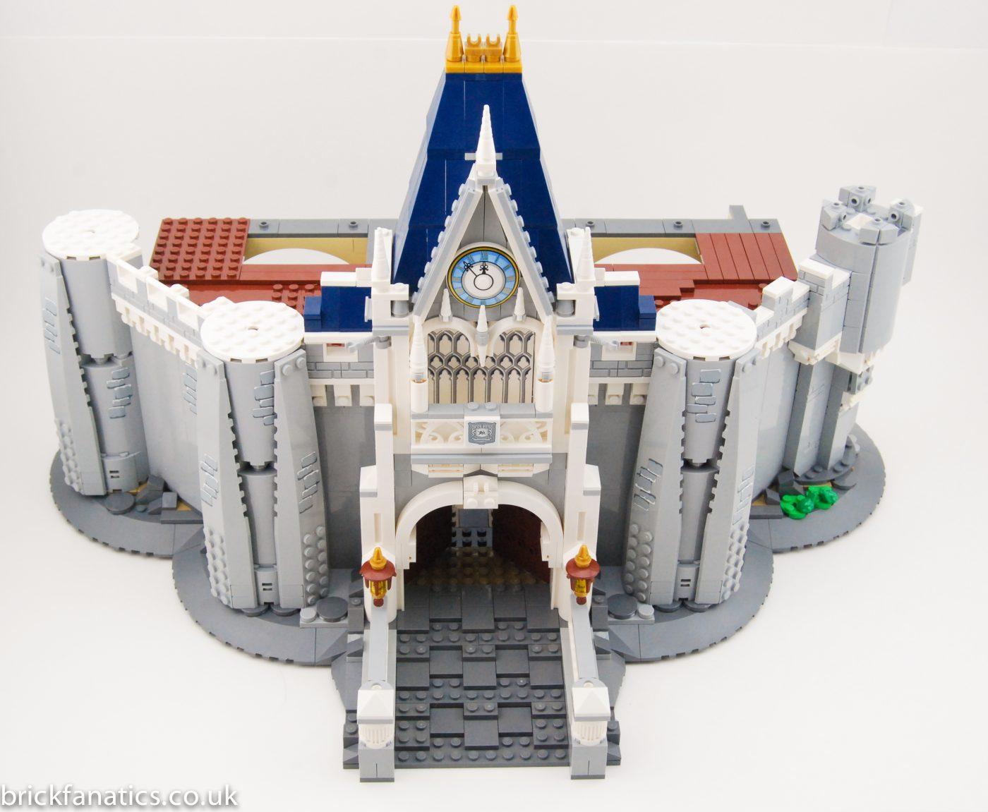 Cinderella Castle 9