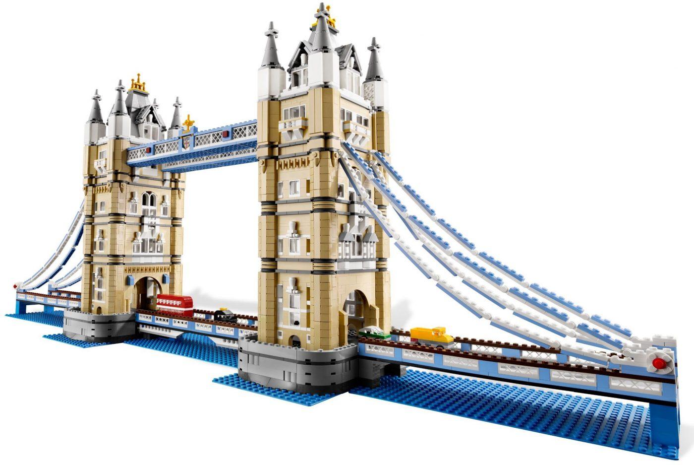 LEGO Creator Expert 10214 Tower Bridge retiring soon