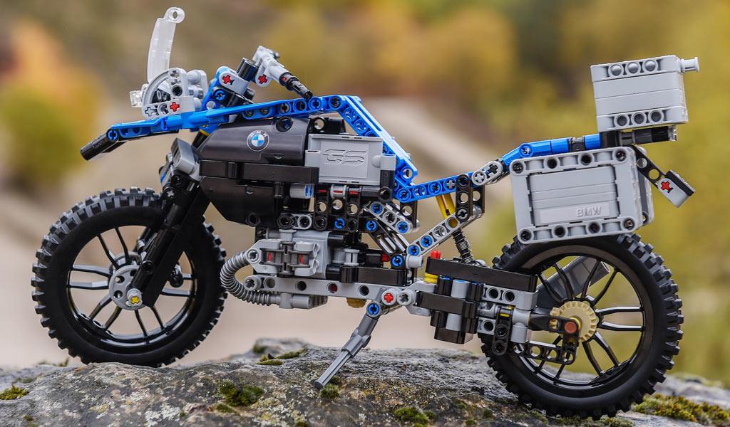 lego technic bmw r 1200 gs adventure 42063 outdoor moto