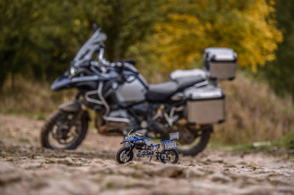 lego technic bmw r 1200gs adventure 42063 outdoor original