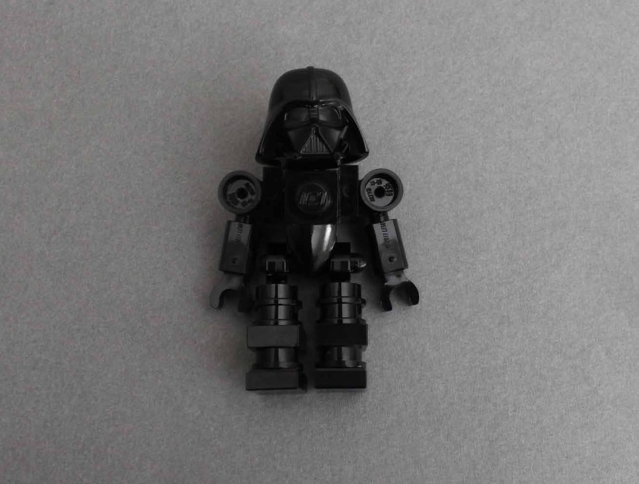 Darth Vader Step 4