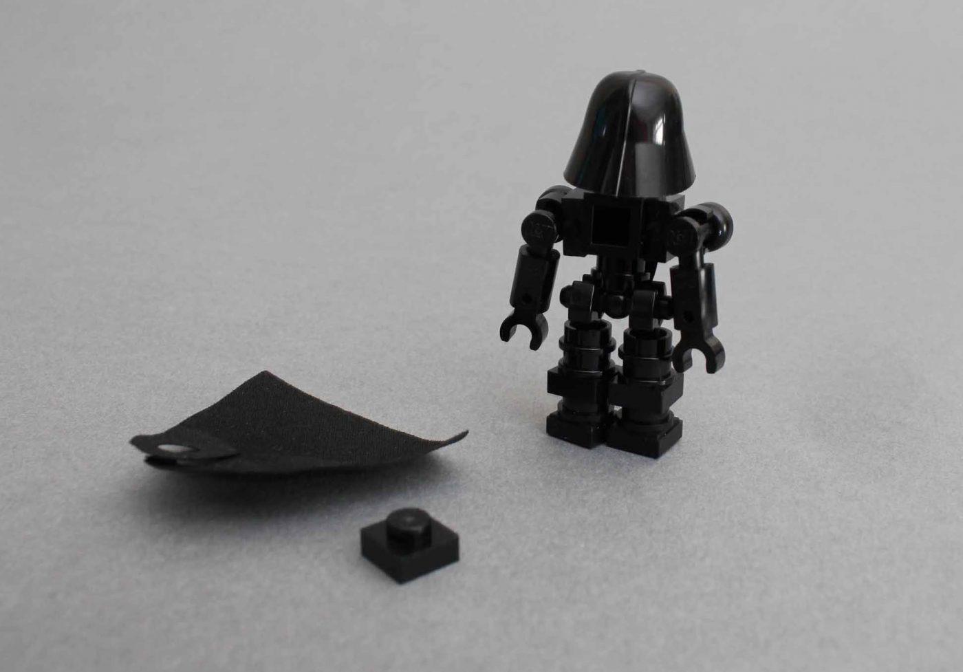 Darth Vader Step 5