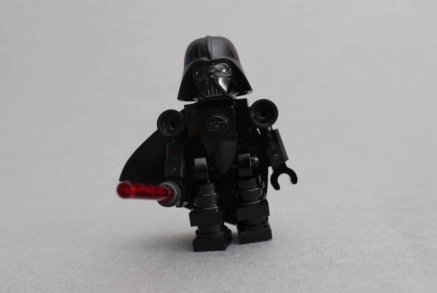 Darth Vader Step 7