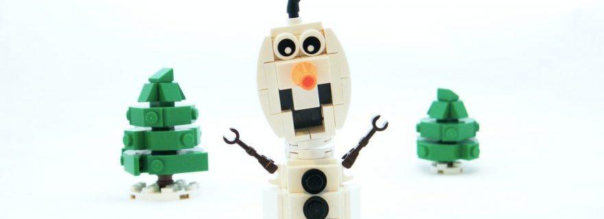 LEGO Snowman E1481291308453