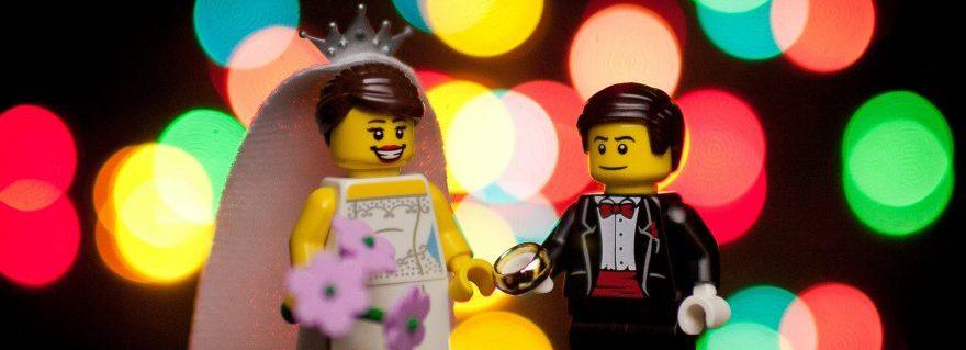 LEGO Wedding E1481290762269