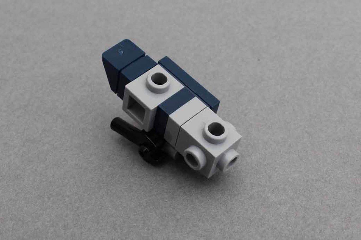 Police Gunship Step 3