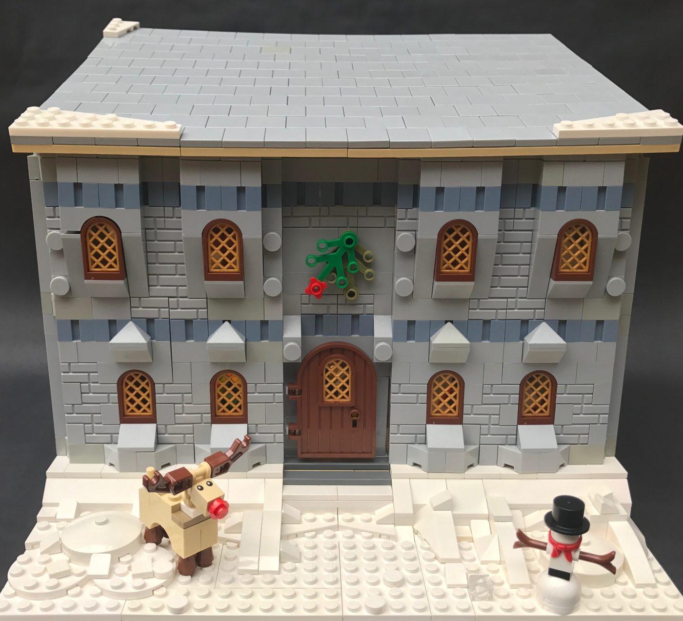 Santas Workshop Front