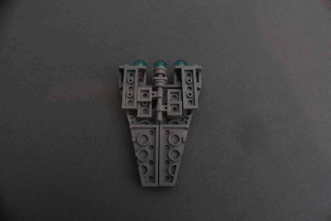 Star Destroyer Step 7