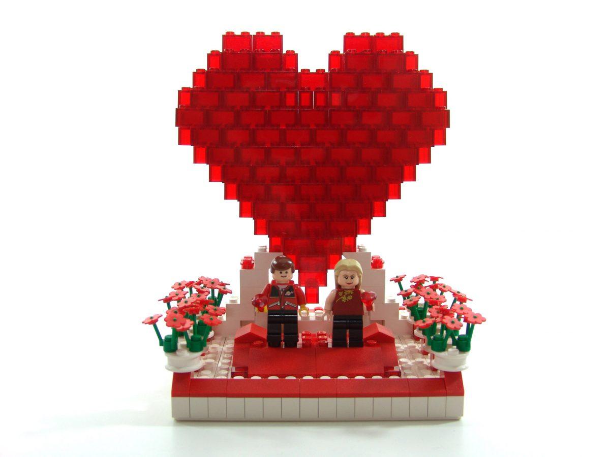 Brick Pic Valentines Day