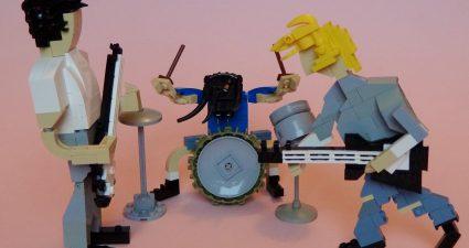 LEGO Nirvana