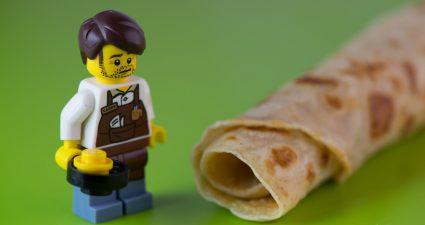LEGO Pancake Man
