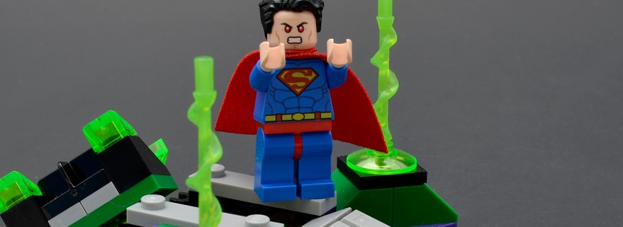 LEGO 76096 Superman And Krytpo Team Up Featured