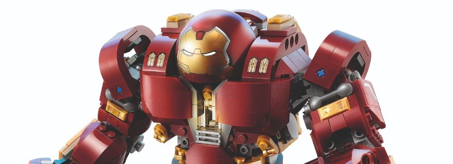 LEGO 76105 Hulkbuster Featured
