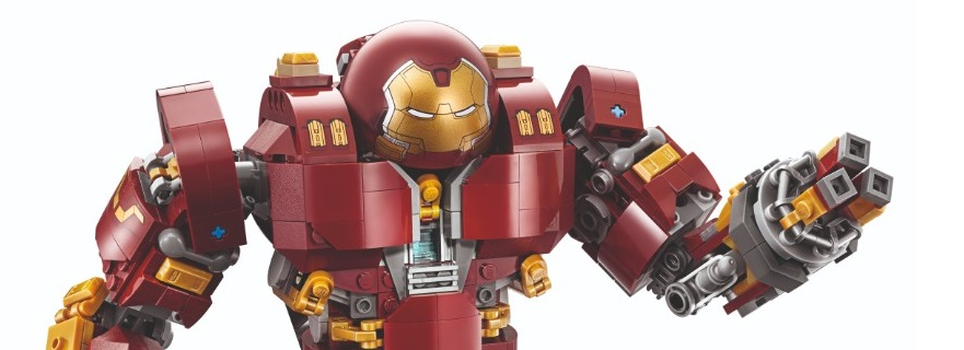 LEGO 76105 Hulkbuster Featured 2