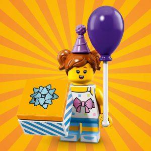 LEGO Birthday Party Girl 300x300