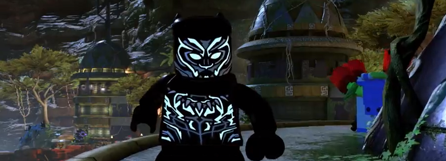 LEGO Black Panther DLC Featured