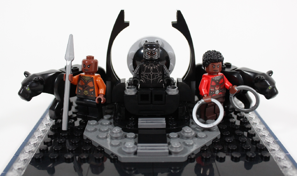 LEGO Black Panther Throne