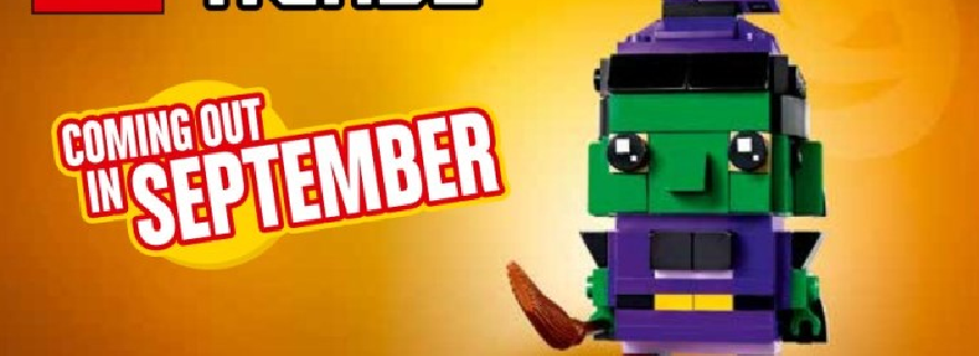 LEGO BrickHeadz 4272 Witch Featured