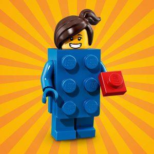 LEGO Brick Suit Girl 300x300