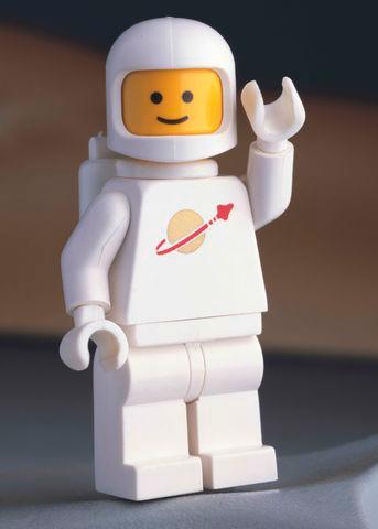 LEGO Classic Space Minifigure