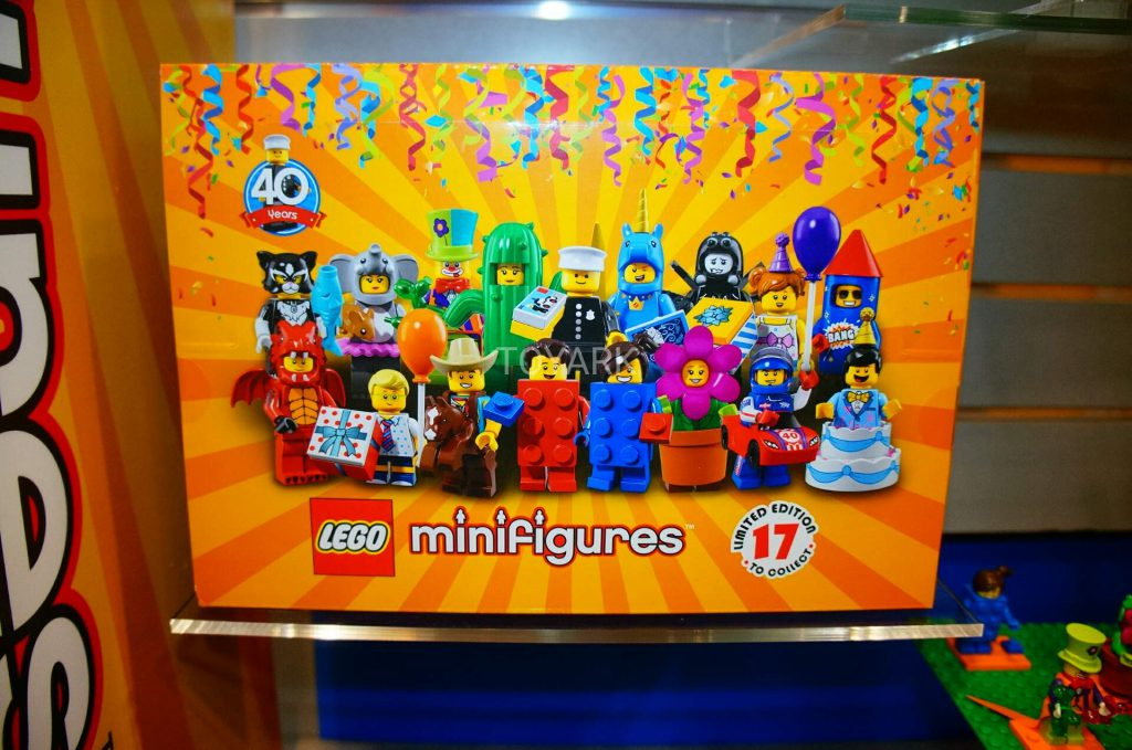 LEGO Collectible Minifigures Series 17 1024x679