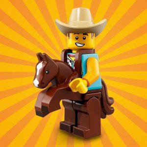 LEGO Cowboy Costume Guy 300x300