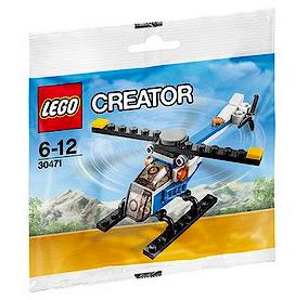 LEGO_Creator_30471_Helicopter