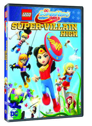 LEGO_DC_Super_Hero_Girls_Super_Villain_High_DVD