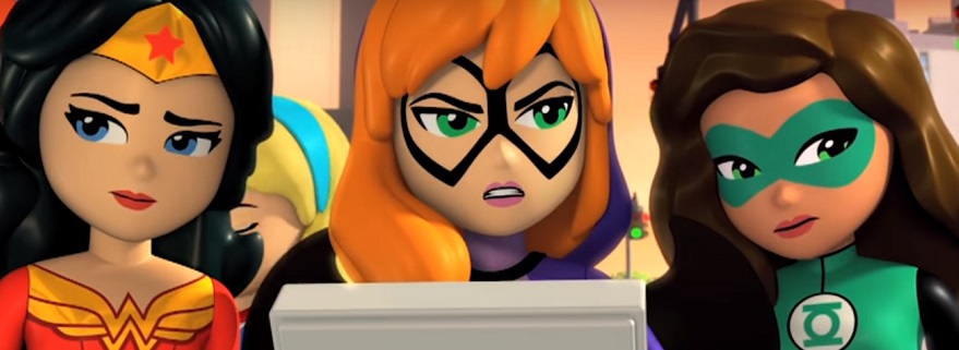 LEGO DC Super Hero Girls Super Villain High Featured