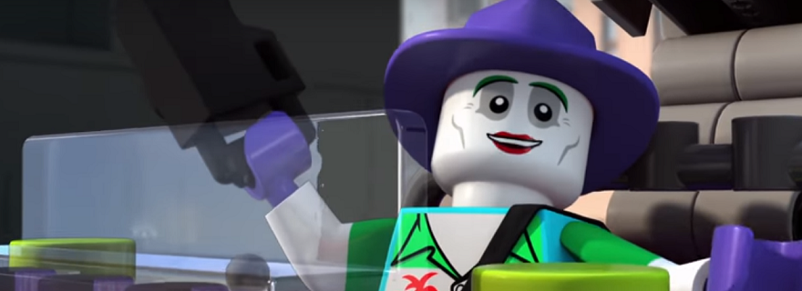 LEGO DC Super Heroes The Flash Joker Featured