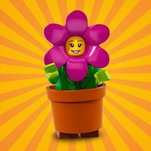 LEGO Flowerpot Girl 300x300