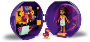 LEGO Friends 853775 Andrea Pod 300x140