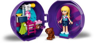 LEGO Friends 853778 Stephanie Pod 300x137
